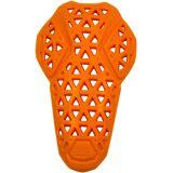Klim D3O LP 1 Motorcycle Knee/Elbow Protectors  - Orange - Size: One Size