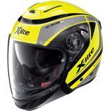 X-lite X-403 GT Meridian N-Com Helmet  - Yellow - Size: S
