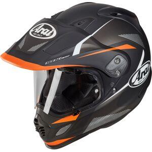 Arai Tour-X 4 Break Orange Motocross Helmet Black Orange XS