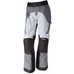Klim Altitude Women Motorcycle Textile Pants 2016  - Grey - Size: M 32