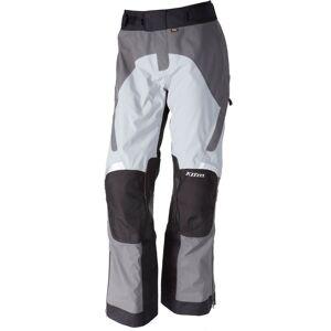 Klim Altitude Women Motorcycle Textile Pants 2016  - Grey - Size: M 32