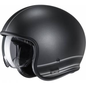 HJC V30 Senti Jet Helmet  - Size: Extra Large