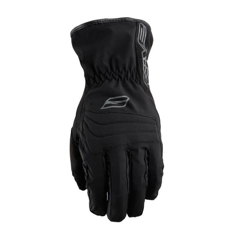 Five All Weather Long WP Motorcycle Gloves Black 3XL