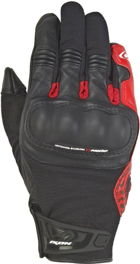 Ixon Rs Grip 2 Gloves Black Red L