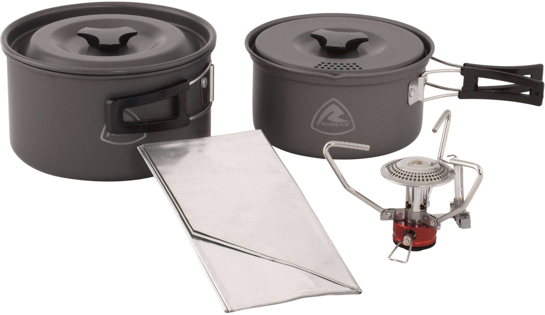 Robens Fire Ant Cook System 2-3 Black One Size