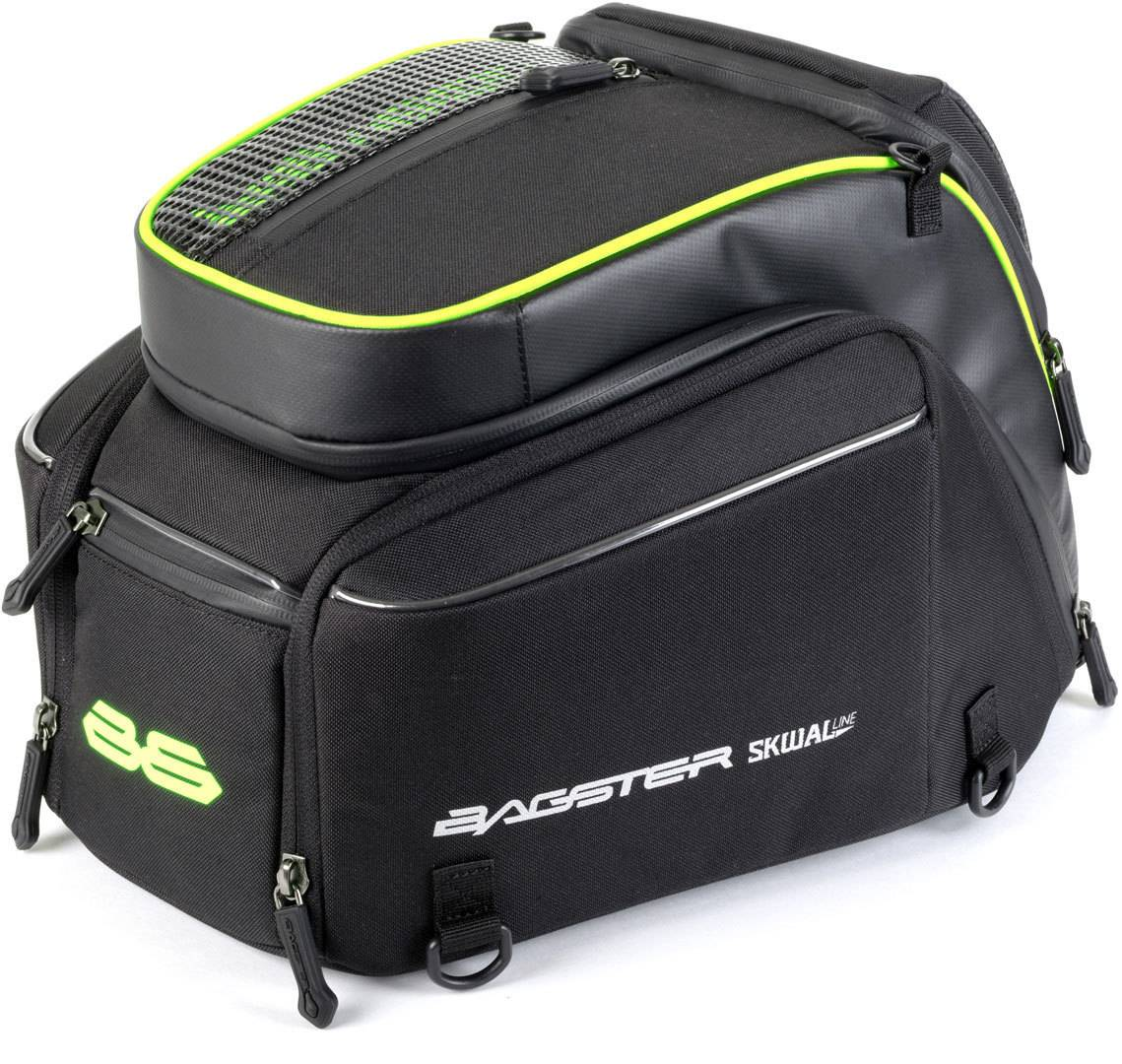 Bagster Transformer Tail Bag  - Black Yellow - Size: One Size