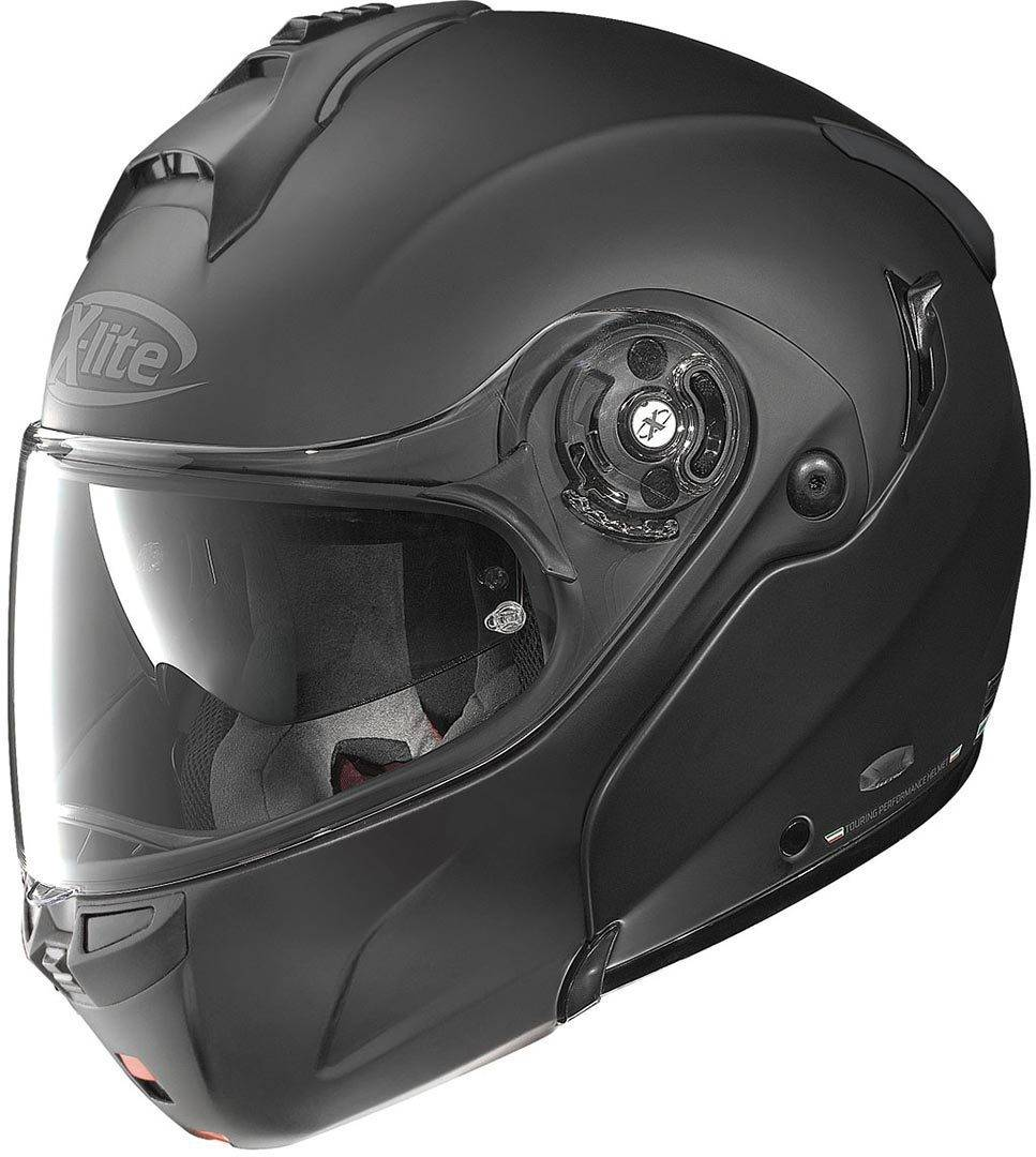 X-Lite X-1004 Elegance N-Com Helmet  - Black - Size: 2XS