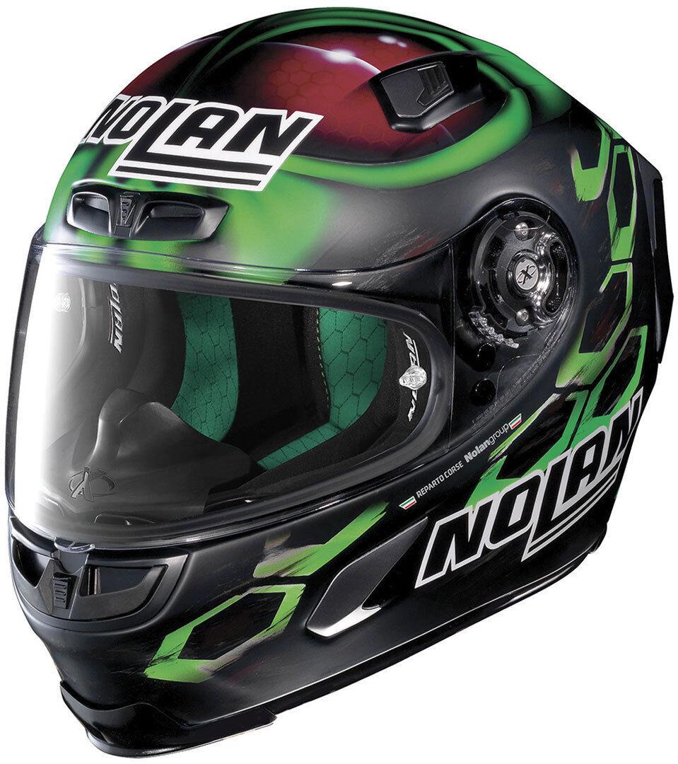 X-Lite X-803 Bastianini Helmet unisex Black Size: XL