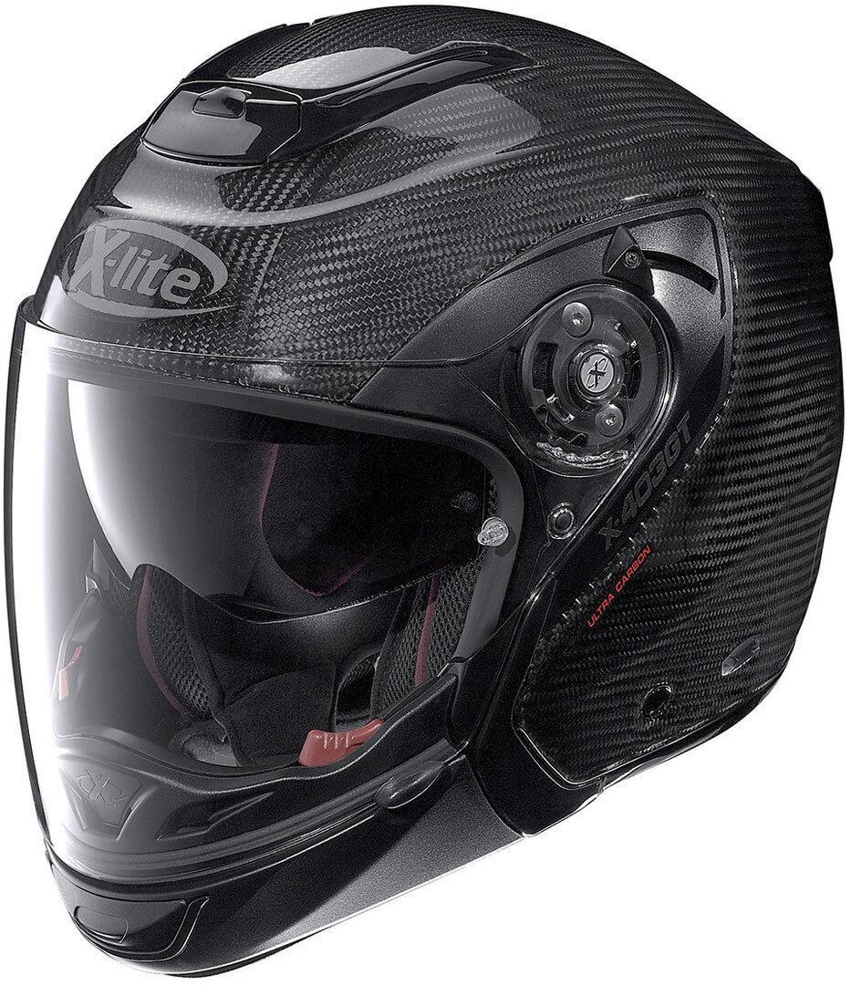 X-Lite X-403 GT Ultra Carbon Puro N-Com Helmet  - Carbon - Size: L