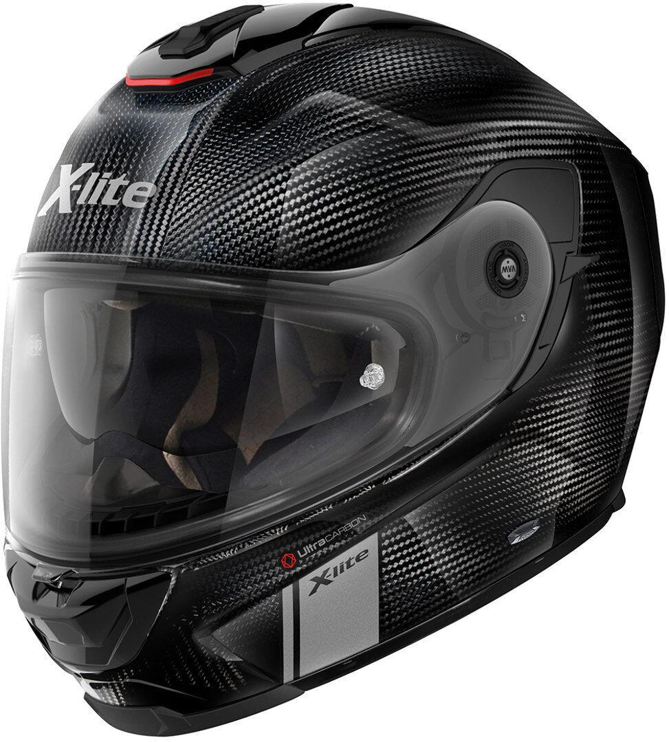X-lite X-903 Ultra Carbon Modern Class N-Com Helmet  - Carbon - Size: M