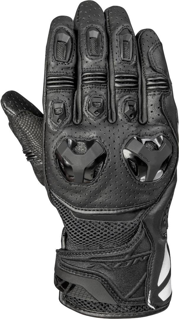 Ixon RS Call Air Motorcycle Gloves  - Black - Size: M