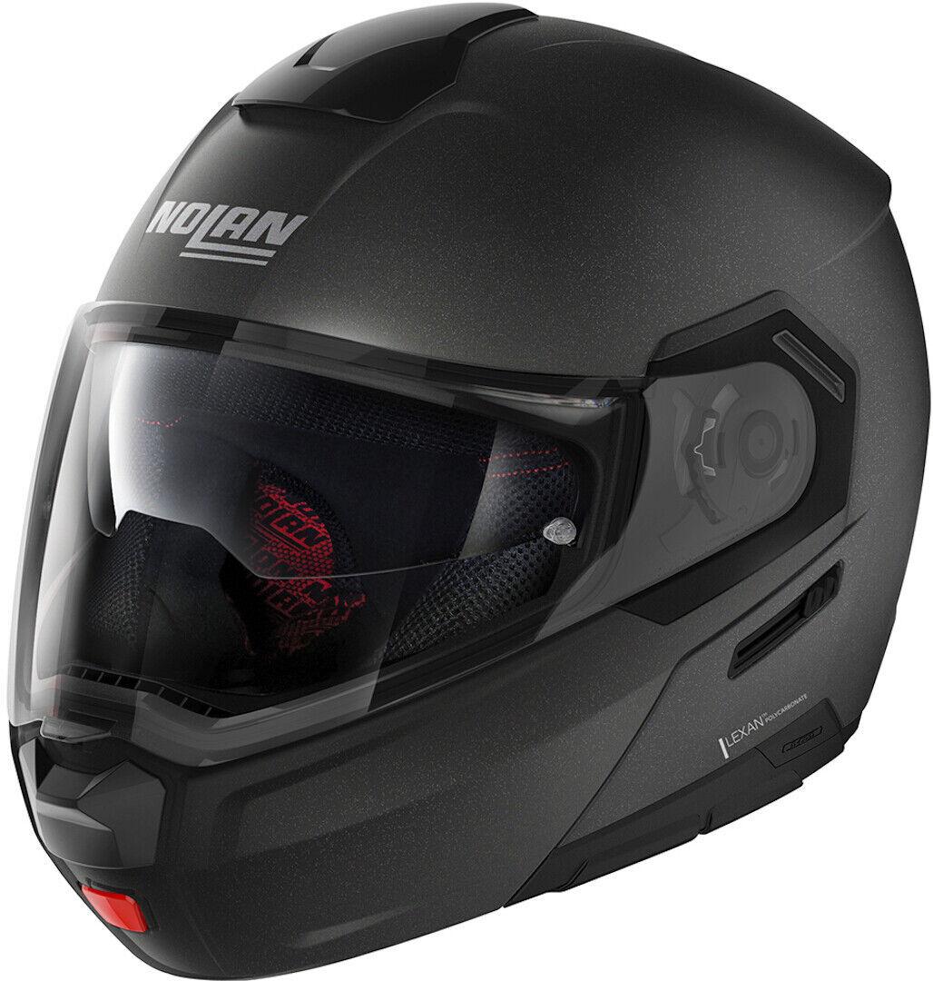 Nolan N90-3 Special N-Com Helmet  - Black - Size: M
