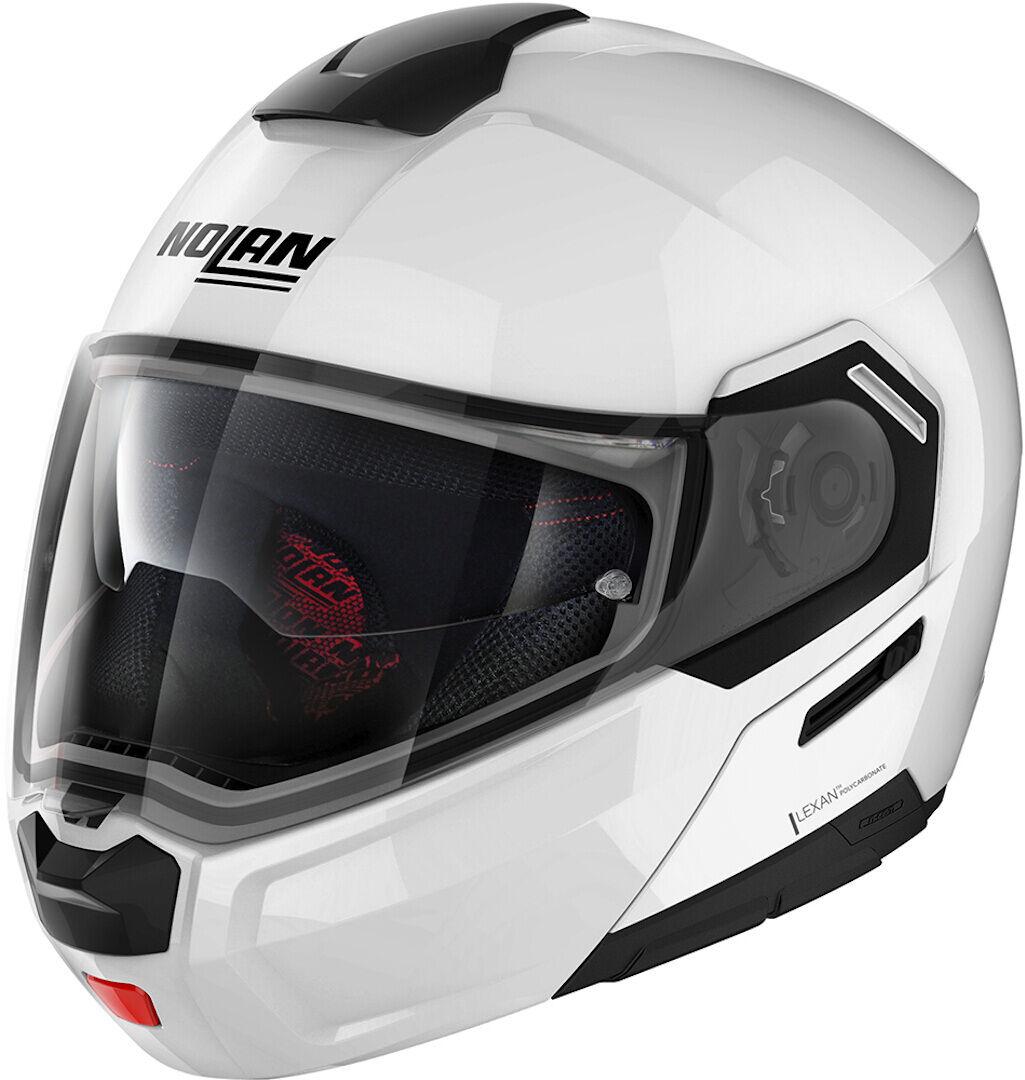 Nolan N90-3 Special N-Com Helmet  - White - Size: L