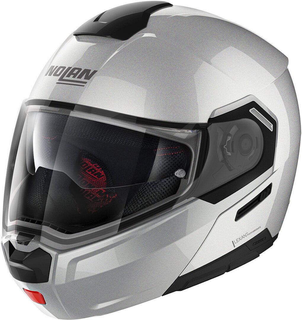 Nolan N90-3 Special N-Com Helmet  - Grey - Size: 2XS