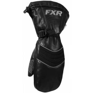 FXR Leather Winter Gloves  - Size: 2X-Large
