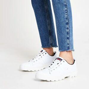 skechers Womens White Skechers 'Roadies' trainers (7)
