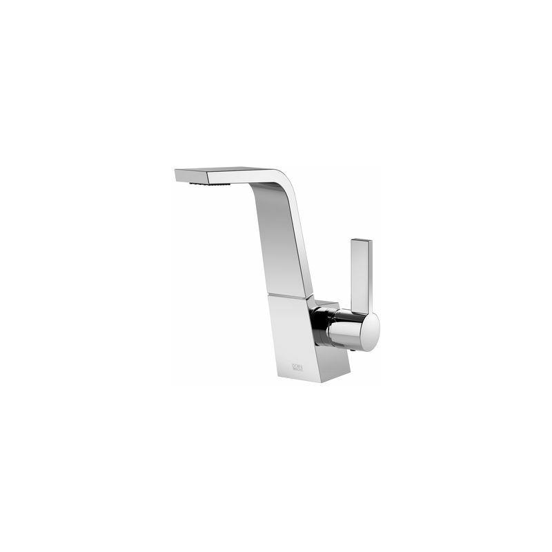 Dornbracht Donbracht CL.1 single-hole basin mixer without pop-up waste, 180 mm projection,