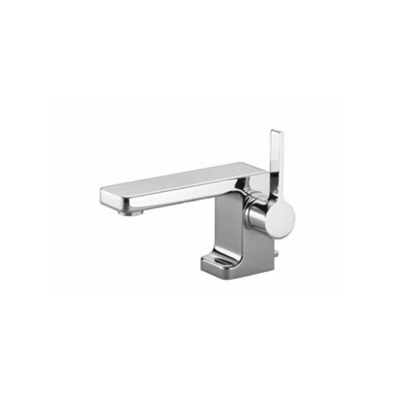 Dornbracht LULU Single lever basin mixer, with waste, projection 125 mm,