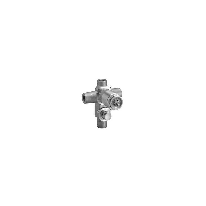Dornbracht xStream Bath shower one-hand bathtub for flush-mounting, kit