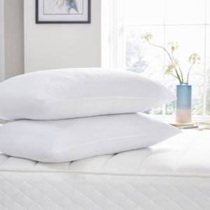 Silentnight Bounceback Pillow, Pack of 2