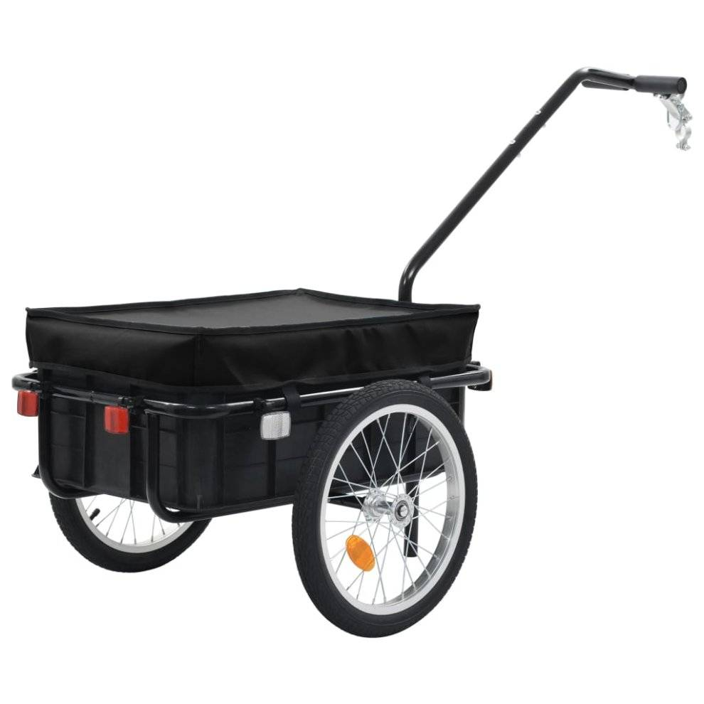 vidaXL Bike Cargo Trailer/Hand W...