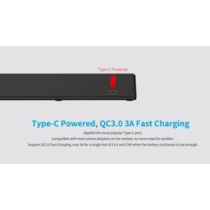XTAR VC8 QC 3.0 LCD 8 Bay Li-ion, Ni-MH USB Battery Charger