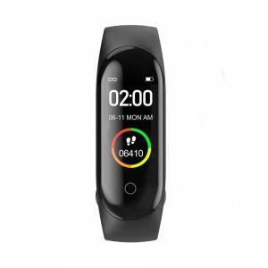 Pet Mad Company Color Screen Wristband IP67 Blood Pressure O2 Long Standby Fitness Smart Watch