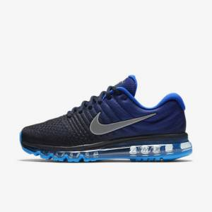 Nike Air Max 2017 Men's Running Shoes 849559-400) Nike Air Max 2017 Men's Runni