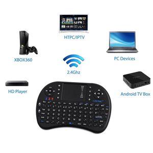 ESYNiC Mini Wireless Keyboard 2.4G - British Layout-Black