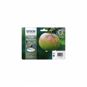 Epson Apple (T1295) Multipack – Ink DURABrite Ultra N, C, M, Y – Ink Cartridge