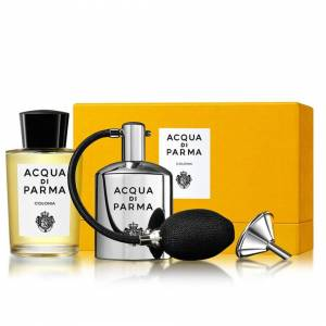 Acqua di Parma Colonia Gift Set 180ml EDC + Metal Bottle
