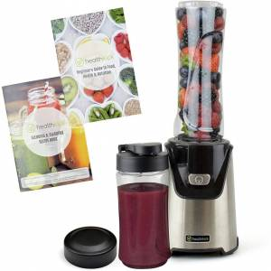 healthkick 400w Personal Sports Blender with 600ml and 400ml Cups