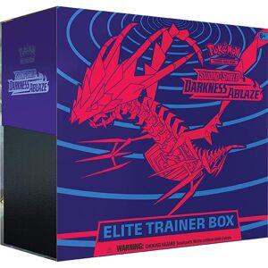 Pokémon Pokemon TCG: Sword & Shield: Darkness Ablaze Elite Trainer Box