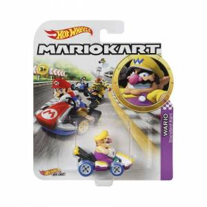 Hot Wheels (Tanooki Mario) Hot Wheels Mario Kart Or Team Character Cars