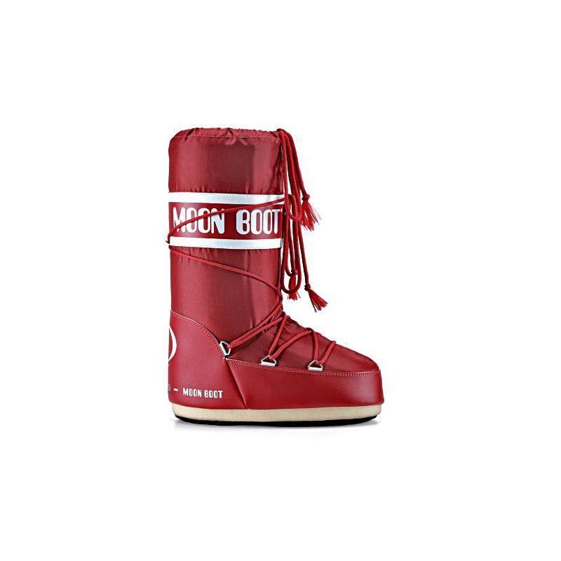 Moon Boot Original Moonboots ® red, size 35-38