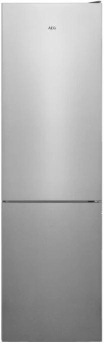 AEG RCB636E4MX Frost Free Fridge Freezer - Stainless Steel