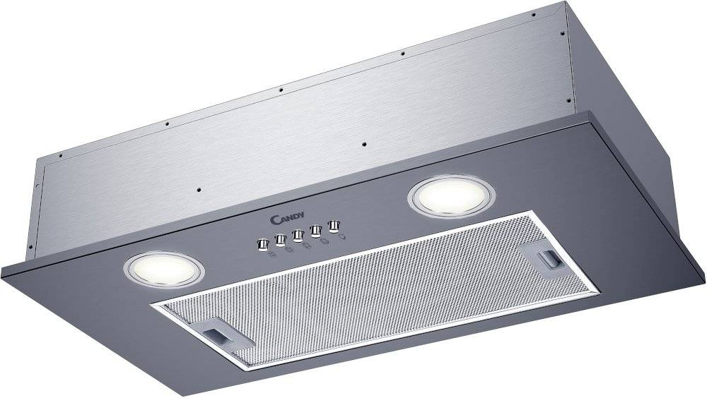 Candy Canopy Cooker Hood - Stainless Steel - C Rated - CBG625/1X