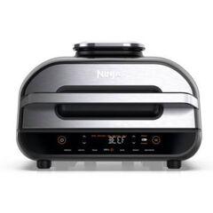 Ninja Foodi Max Health Grill and Air Fryer - Black - AG551UK