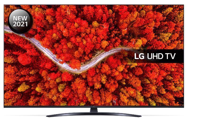 """LG 75"""" 4K Ultra HD LED Smart TV - G Rated - 75UP81006LA"""