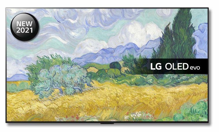 "LG 65"" 4K UHD OLED Smart TV - Silver - G Rated - OLED65G16LA"