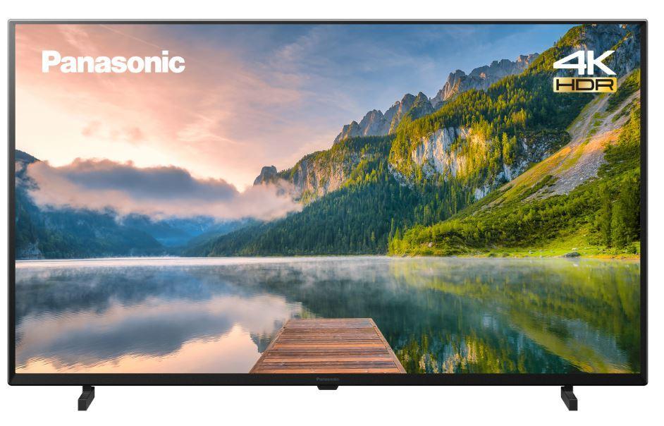 "Panasonic 50"" 4K HDR LED Smart Android TV - G Rated - TX-50JX800B"