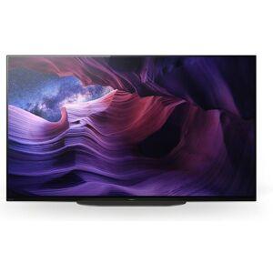 """Sony A9 Series KE-48A9 48"""" OLED UHD 4K HDR Smart TV - Black - G Rated - KE48A9BU"""