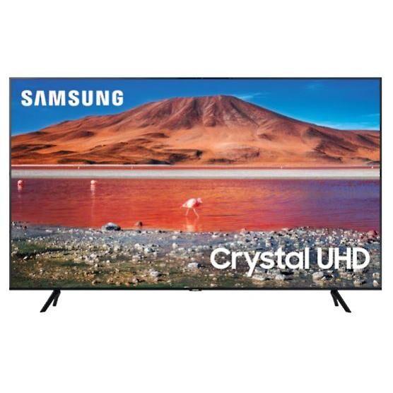 """Samsung UE50TU7000KXXUU 50"""" Crystal UHD 4K HDR Smart TV - Black"""