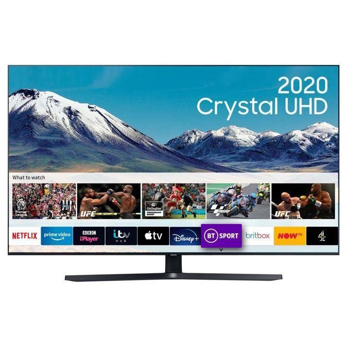 "Samsung UE65TU8500UXXU 65"" LED 4K Smart Television - Black"