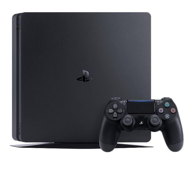 PlayStation Sony PlayStation 4 PS4 Solus Console - Black - P4HEHWSNY40817
