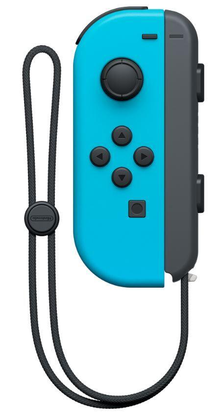 Nintendo Joy Con Left Neon Blue - NSAEACNIN43138