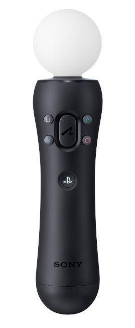 PlayStation Sony PlayStation Move Controller - Black - P4AEMCSNY92426