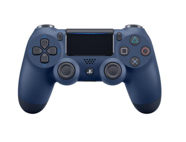 PlayStation Sony PlayStation DualShock 4 V2 Wireless Controller Blue - P4JEJSSNY87426