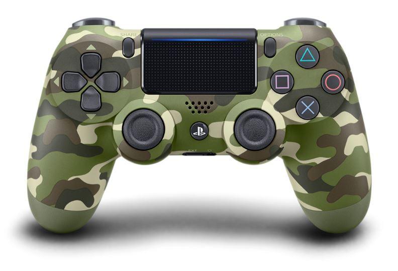 PlayStation Sony PlayStation DualShock 4 V2 Wireless Controller Green - P4JEJSSNY89485