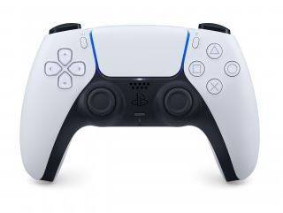 PlayStation Sony PlayStation PS5 DualSense Wireless Controller Blk/Wh - Black - P5AEPJSNY39950